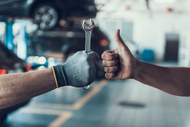 Garage Inspection in Fort Worth