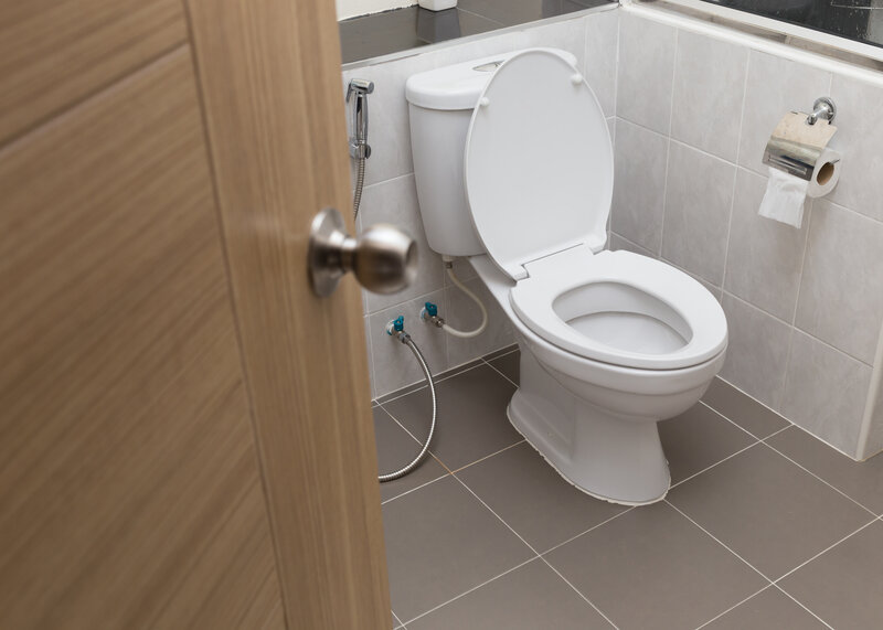 Toilet Inspection Fort Worth
